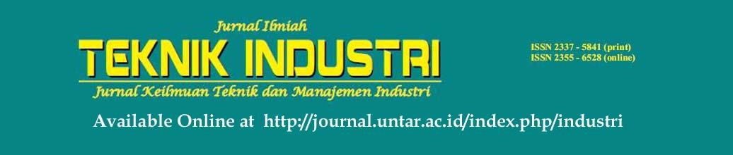 Jurnal Ilmiah Teknik Industri