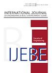INTERNATIONAL JOURNAL OF ENGINEERING & BUILT ENVIRONMENT